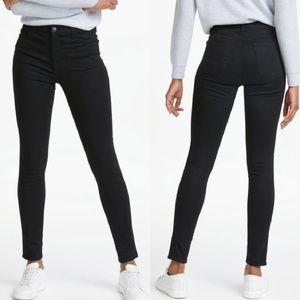 J Brand Maria Vanity High Rise Skinny Jeans 31 F8
